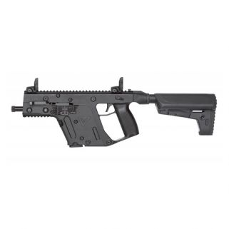 "Kriss Vector SBR Gen II 9mm 5.5"" Barrel W/ Flip-Adjustable Sights 17+1 Black KV90SBL20"