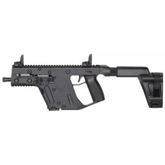 "Kriss Vector SDP-SB Gen II 45ACP 5.5"" Threaded Barrel W/ Flip Up Sights 13+1 Black KV45-PSBBL20"