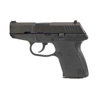 """Kel-Tec P-11 9mm Luger 3.1"""" Barrel W/ 3 Dot Sights 10+1 Black P11BBLK"""