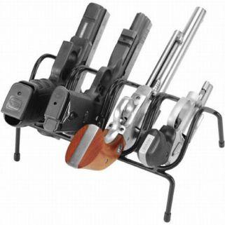 LOCKDOWN HANDGUN RACK 4 GUN