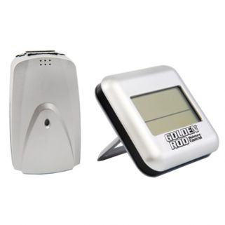 LOCKDOWN GOLDEN ROD DIGI WIRELESS HYGROMETER