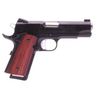 "LES BAER STINGER 9MM 4.25"" BARREL 7+1 WOOD/BLUED"
