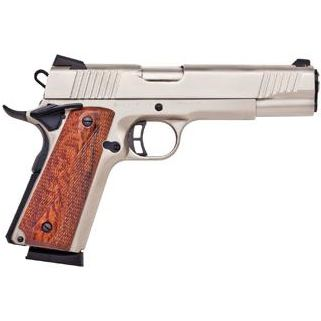 LSI CITADEL 1911 45ACP BRUSHED NICKEL