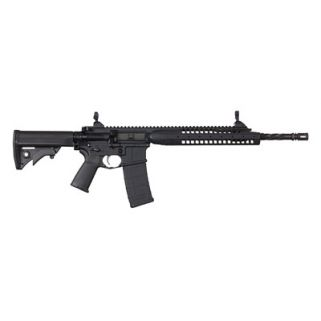 "LWRC IC 223 Remington/5.56NATO 16.1"" Barrel 30+1 Black ICA5R5B16"