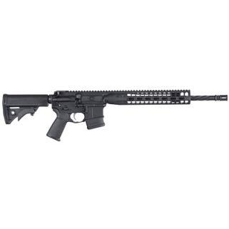 """LWRC DI 223 Remington/5.56NATO 16.1"""" Barrel 10+1 Black ICDIR5B16COM"""