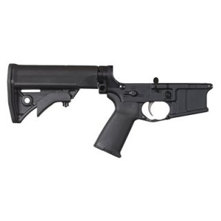 LWRC IC Ambidextrous Complete Lower Receiver 223 Remington/5.56NATO Black ICL5B