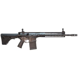 "LWRC R.E.P.R. MKII 308WIN/7.62NATO 16"" Spiral Fluted Barrel 20+1 Black REPRMKIIR7BF16"
