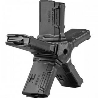 MG MAG AR15 (5) 10RD AND PENTAGON COUPLER