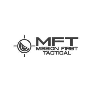 MFT MAG 7.62X51 BLK POLY 25RD