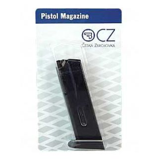 CZ 75 Compact 9mm Magazine 10Rd Blued 11104