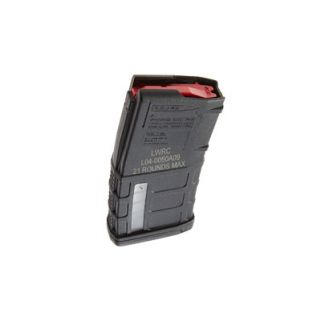 LWRC 6.8mm Remington SPC II Magazine 20Rd Black 200-0123A01