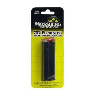 Mossberg 702/715T 22LR Magazine 10Rd Blue 95702