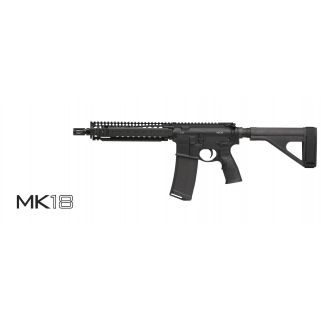 "Daniel Defense MK18 5.56NATO 10.3"" Barrel 32+1 Black 02-088-01202"