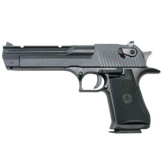 "Magnum Research Desert Eagle 44 Magnum 6"" Barrel W/ Combat-Fixed Sights *CA Compliant* 8+1 Black DE44CA"