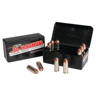 Magnum Research Hornady 50AE 300 Grain JHP 20 Round Box DEP50HPXTP300