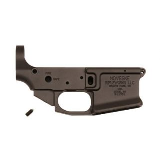 NOVESKE GEN 3 LOWER BLK ANODIZED