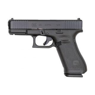 """Glock 45 FRNT SERR MOS 9mm 4.02"""" Barrel 17+1 PA455S203MOS"""