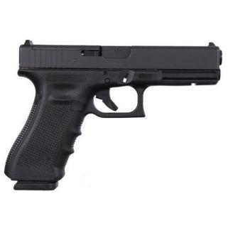 "Glock 17 Gen 4 MOS 9mm 4.48"" Barrel 17+1 PG1750203MOS"