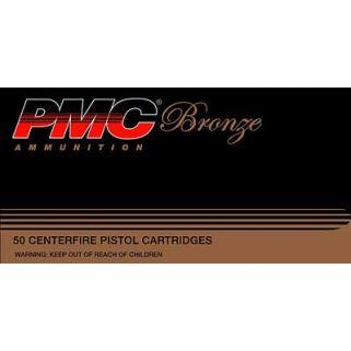 PMC BRNZ 380ACP 90GR FMJ 50/1000