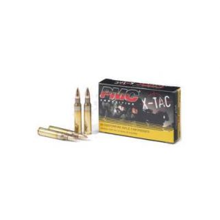 PMC X-Tac 5.56NATO FMJ-BT 55 Grain 20Rd Box XP193