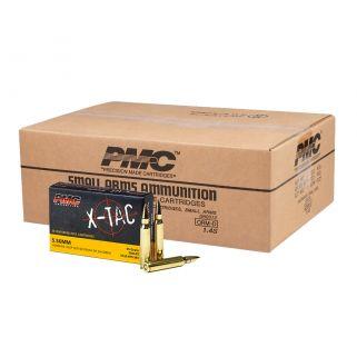 PMC X-Tac 5.56NATO 55GR 1000Rd Case XP193