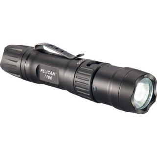 PELICAN 7100 LED LI-ION RCHRG BLK