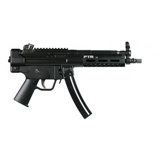 "PTR 9CT PSTL 9MM 8.86"" THRDD 30RD BL"