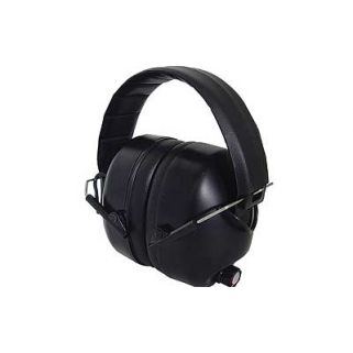 RADIANS 430-EHP ELECTRONIC MUFF BLK