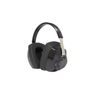 RADIANS COMPETITOR MUFF NRR26 BLK