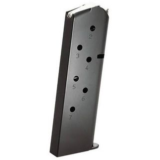 Remington 1911 45ACP Magazine 7Rd Black 19623