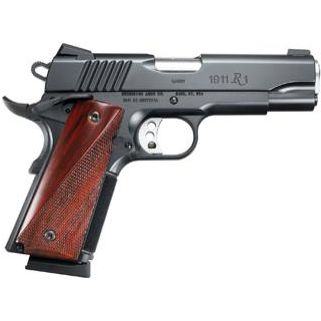 "Remington 1911 R1 Enhanced 45ACP 4.25"" Barrel W/ Novak Sights 7+1 Cocobolo Grips 96335"