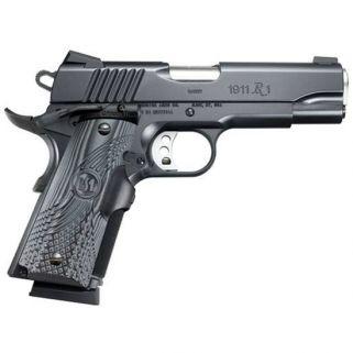 """Remington 1911 R1 Commander 45ACP 4.25"""" Barrel W/ Novak & Tritium Sights 7+1 96356"""