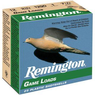 "Remington Lead Game Load 16 Gauge 7.5 Shot 2.75"" 25 Round Box GL1675"
