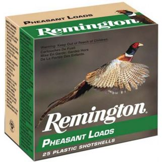 "Remington Pheasant Loads 16 Gauge 6 Shot 2.75"" 25 Round Box PL166"