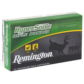 Remington HyperSonic Rifle Bonded 30-06 Springfield 150 Grain 20 Round Box PRH3006A