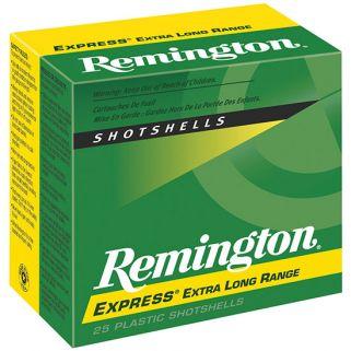 """Remington Express Extra Long Range 410 Gauge 4 Shot 2.5"""" 25 Round Box SP4104"""