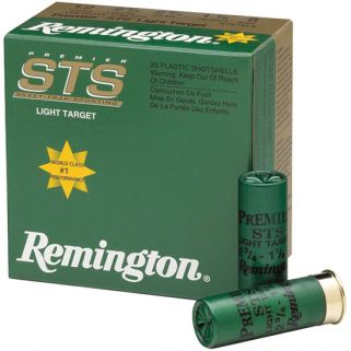 "Remington Target 28 Gauge 2.75"" 25Rd Box STS28SC8"