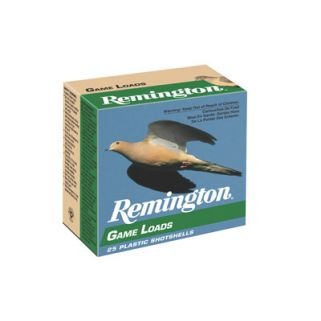 "Remington Lead Game Load 20 Gauge 7.5 Shot 2.75"" 25 Round Box 20042"