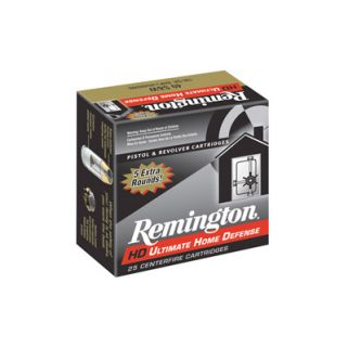Remington Ultimate Defense 380ACP 102 Grain Brass 20 Round Box 28937