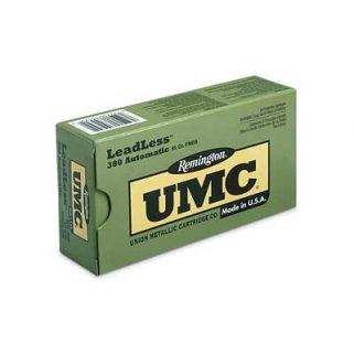 Remington UMC 380ACP 95 Grain 250 Round Box 23721