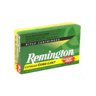Remington Core-Lokt 7.62X39mm 125 Grain 20 Round Box 29125
