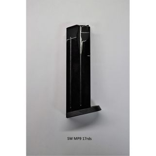 Rock Island Armory S&W M&P 9mm Magazine 17Rd Black 49176