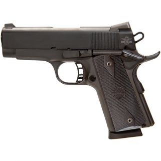 "Rock Island Armory 1911 Rock Standard 45ACP 3.62"" Barrel W/ Dovetail Front-Fixed Rear Sights 7+1 Black 51429"