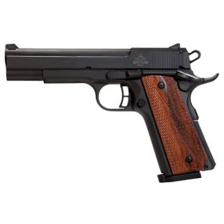 "Rock Island Armory 1911 XT22 22LR 5"" Barrel W/ Low Profile Snag Free Sights 10+1 Checkered Wood Grips/Parkerized 51930"