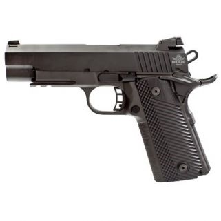 "Rock Island Armory Tactical Ultra Combo 22TCM/9mm 4.25"" Barrel W/ Fixed Sights 17+1 G10 Grips/Parkerized Black 51943"