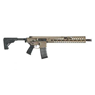 "Sig Sauer MCX Virtus 223 Remington/5.56NATO 16"" Barrel 30+1 Flat Dark Earth RMCX-16B-TAP-P-FDE"