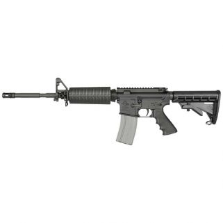 "Rock River LAR-15 Entry Tactical 223 Remington/5.56NATO 16"" Barrel 30+1 Black AR1252"
