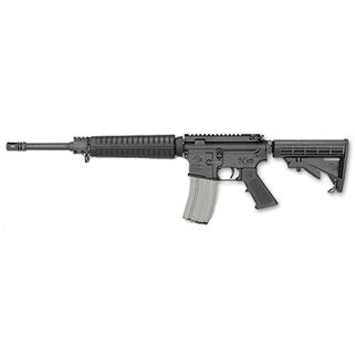 "Rock River LAR-15 Mid Length A4 223 Remington/5.56NATO 16"" Barrel 30+1 Black AR1855"