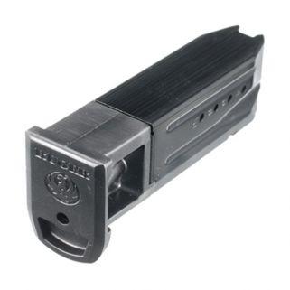Ruger SR9/9E 9mm Luger Magazine 10Rd Matte Black 90325