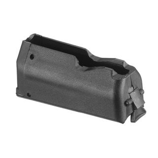 Ruger American 243/308/22-250/7mm-08 Magazine 4Rd Black 90436